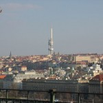 TV Tower from Letna