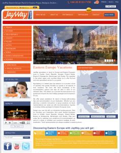 Website Redesign, Feb 2011