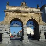 Pilsner Brewery Gates