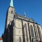 St Bartholomew's Cathedral, Plzen