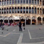 JayWay Team in St Mark's Square