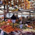 Fruit & Vegetables at Venice Food Market
