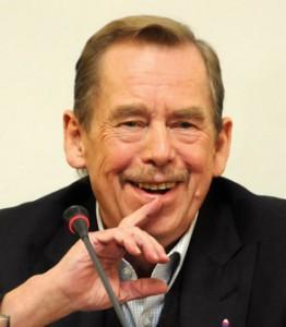 Vaclav Havel in 2009