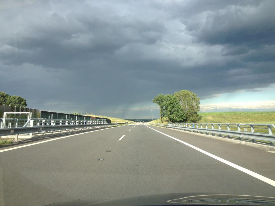 Highway in Europe