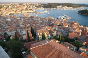 Red Rooftops of Rovinj