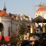 Old Town Square Centrepiece