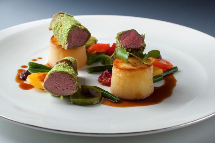 Chef Time Fest Lamb Tenderloin