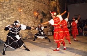 Moreska Sword Dance Korcula
