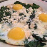 Pastacaffe's Sunny Side Up Eggs