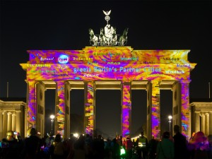 Festival of Lights / Brandenburg Gate