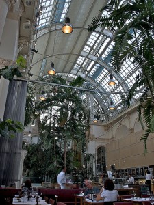 Palmenhaus courtesy of Stephen Coles @Flickr