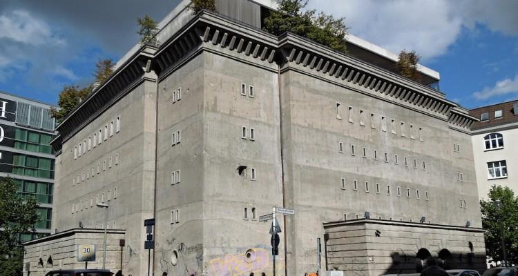 Albrechtstrasse air raid bunker