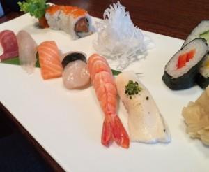 Sushi at Koishi