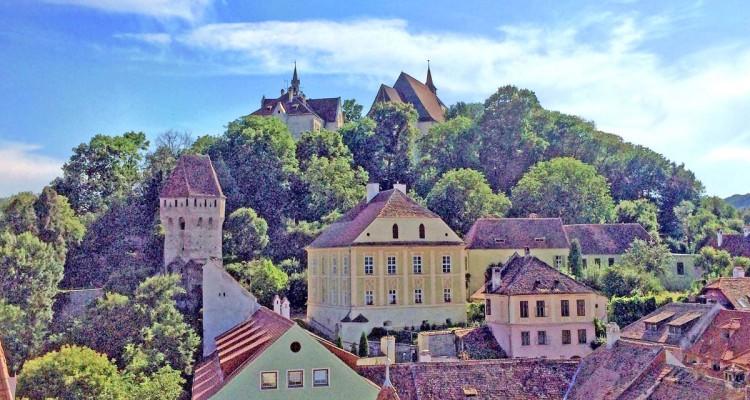 Sighisoara in Transylvania