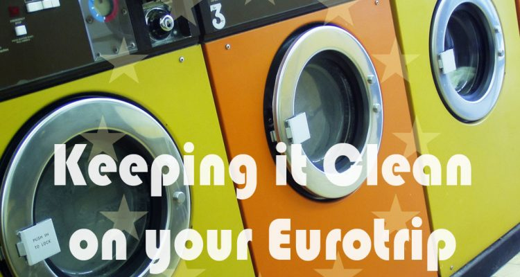 Where to do laundry in Central and Eastern Europe