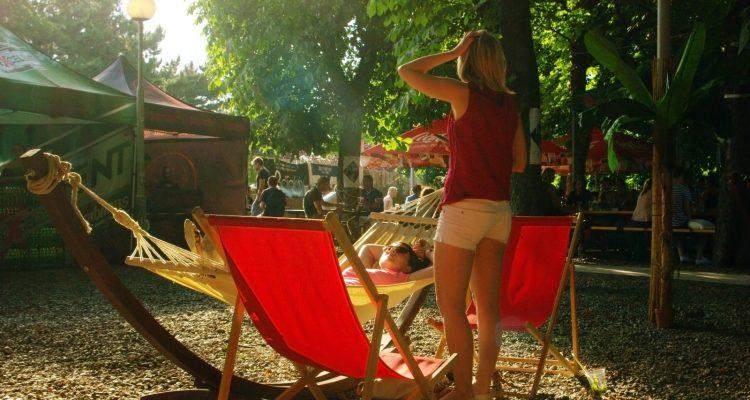 Prague's Best Beer Gardens