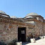 Former hammam in the old bazaar