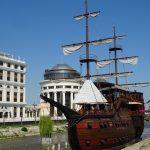 Skopje 2014 Galleon