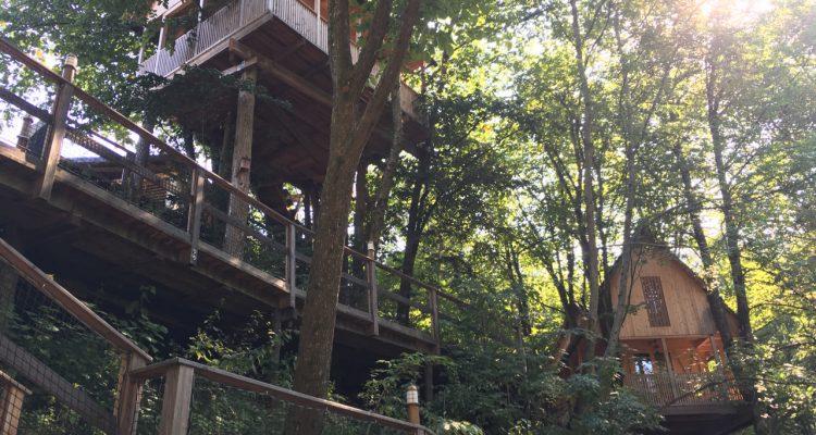 Garden Village Treehouse