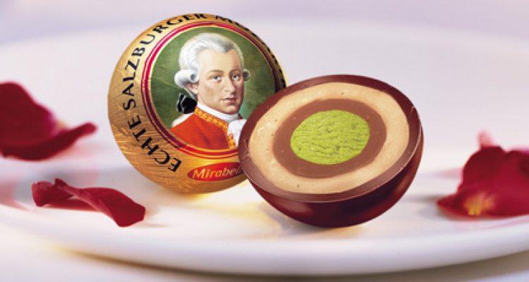 Mozart in Salzbug