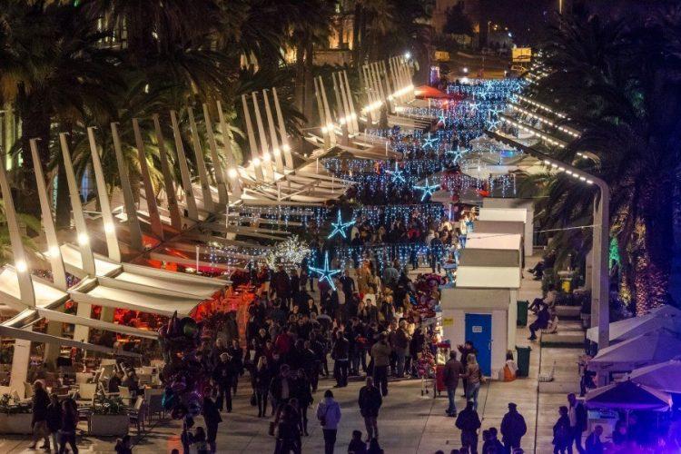 Split Christmas Fair