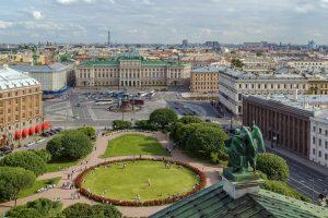 Things to See in St. Petersburg