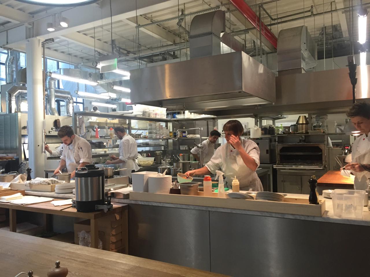Eska Kitchen