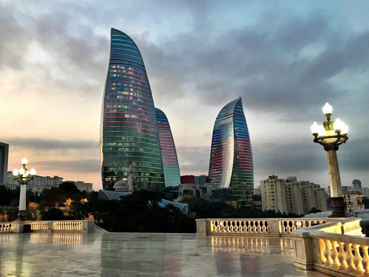The Flame Towers, Baku