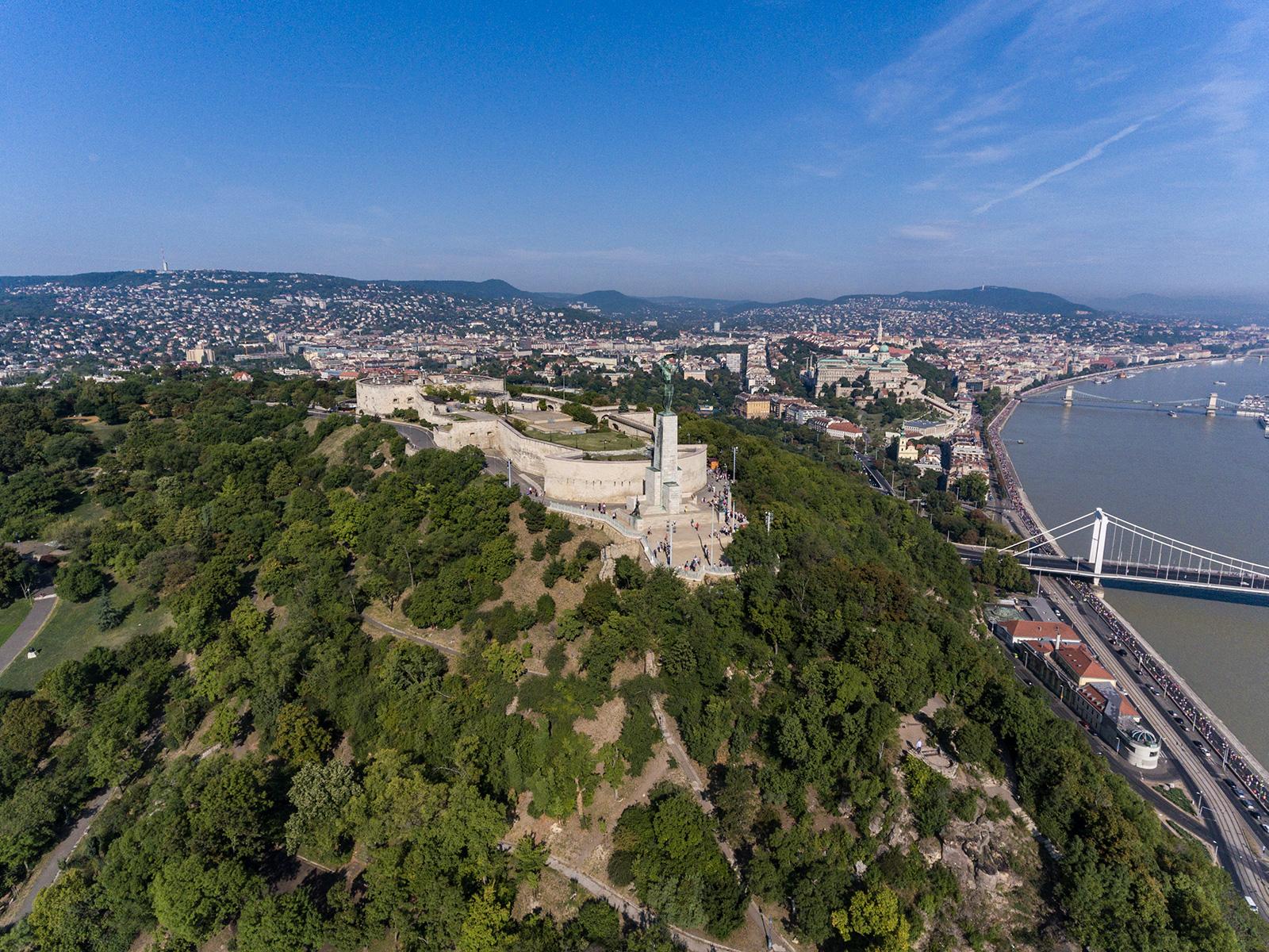 Three Short Hikes in and around Budapest