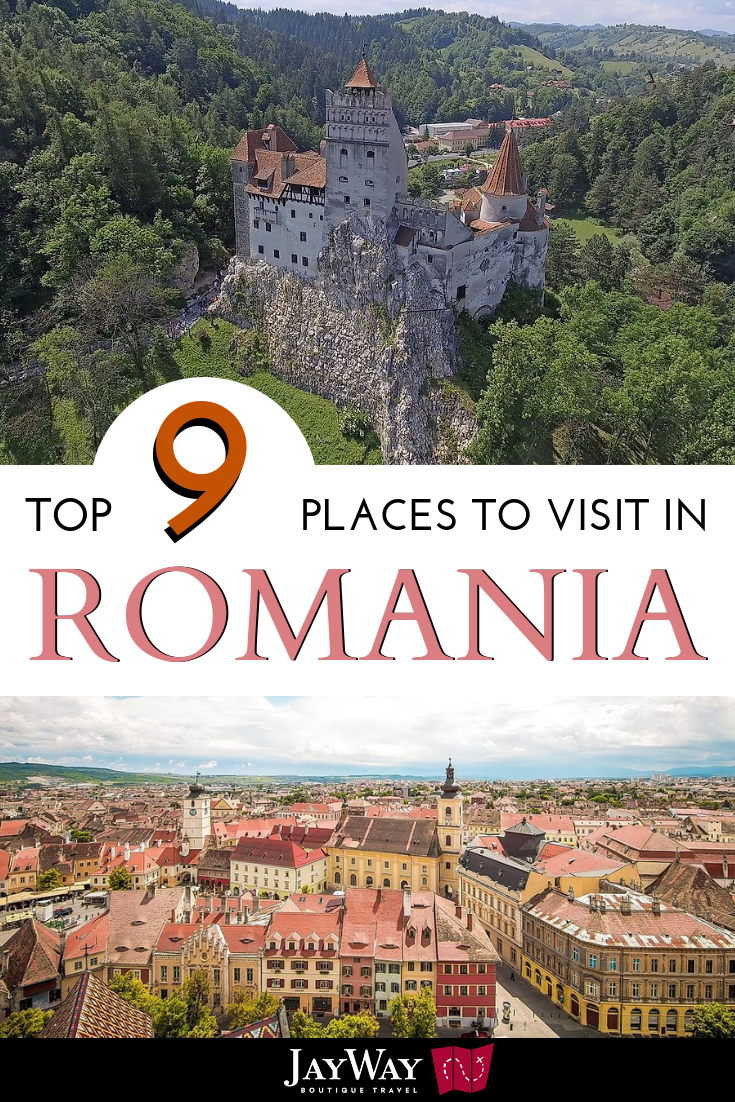Top 9 Places to visit in Romania