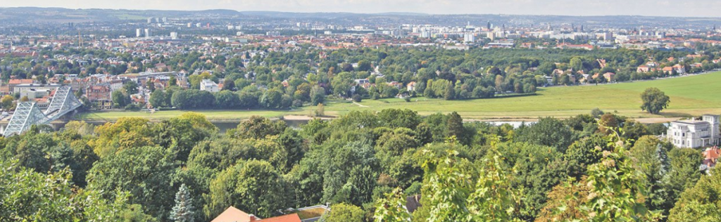 Visiting Dresden