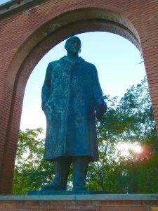 Lenin at Memento Park