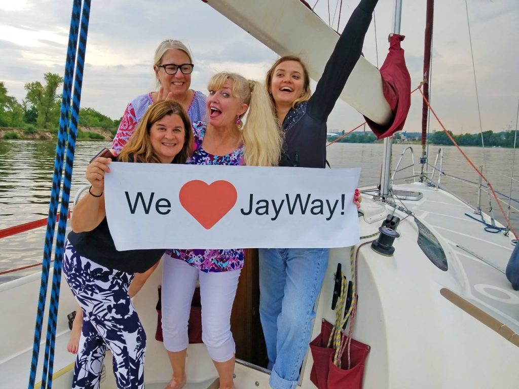 JayWayUkraine We Love JayWay Banner