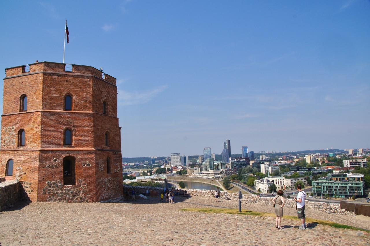 Vilnius Castle Hill