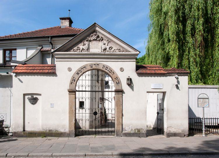 Remuh Synagogue in Krakow, Poland