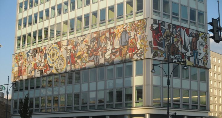 Berlin's House of Teachers