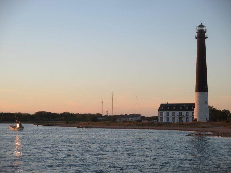 Saaremaa's southern tip