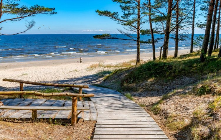 Yep, that's Jurmala all right, but could just as well be Lithuania