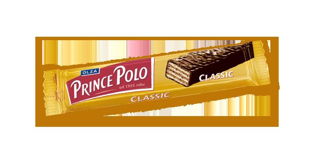 Photo courtesy of the Prince Polo website: https://princepolo.pl/