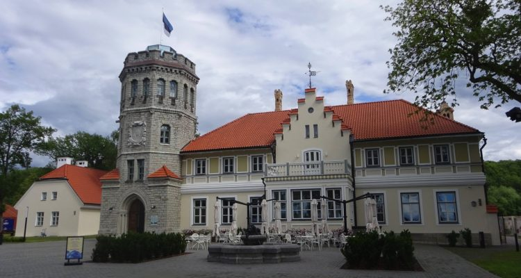 Maarjamae Manor House