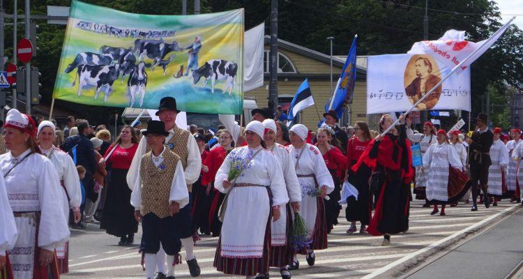 Valgamaa Procession
