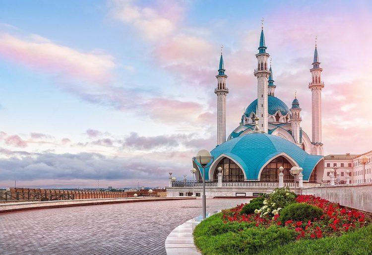 Kazan Kremlin's mosque