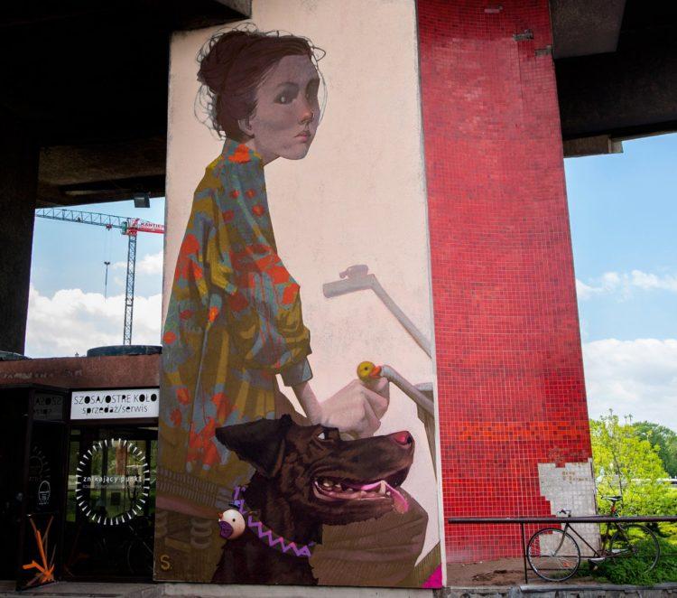 Forum Przestrzenie street art