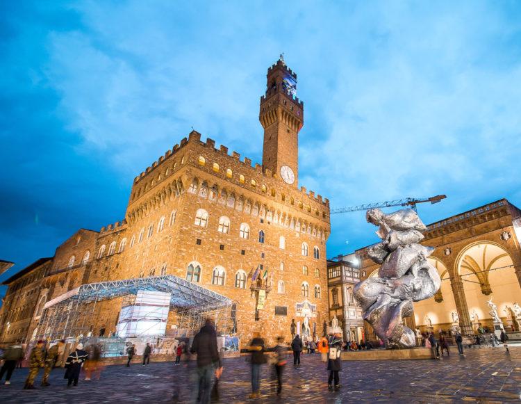 Florence Main Square