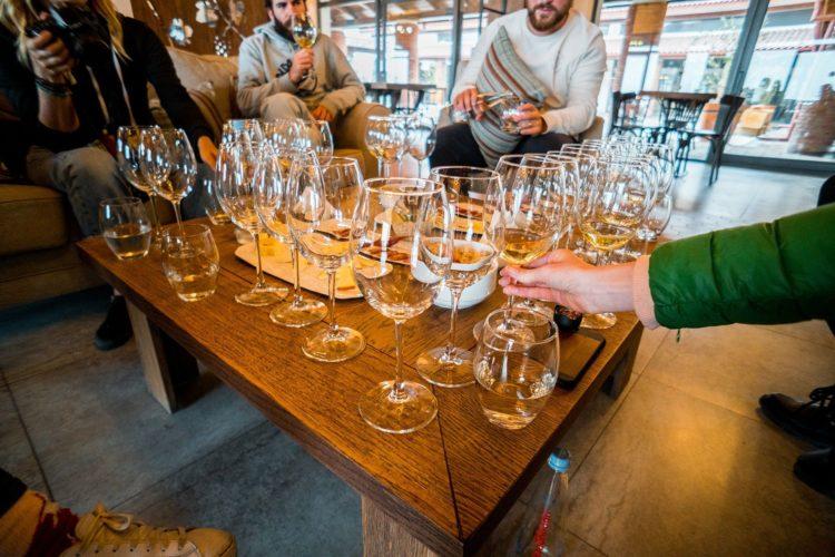 Kakheti private wine tasting