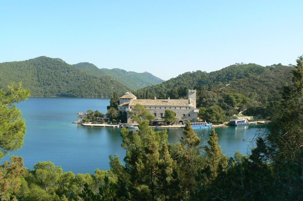 Isle of St. Mary, Mljet