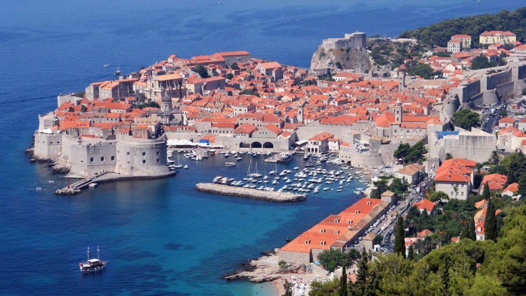 Dubrovnik vista