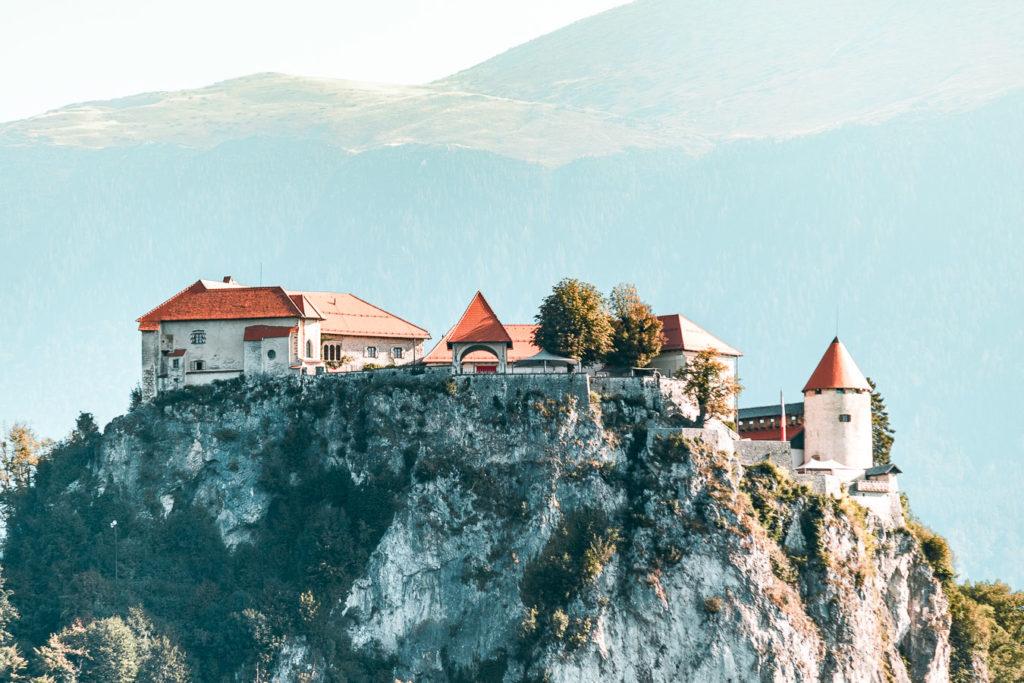 Slovenia's Bled Castle