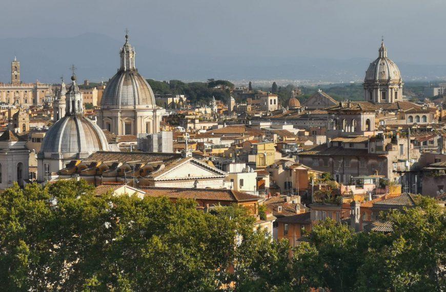 Three Days in Rome with Giorgia