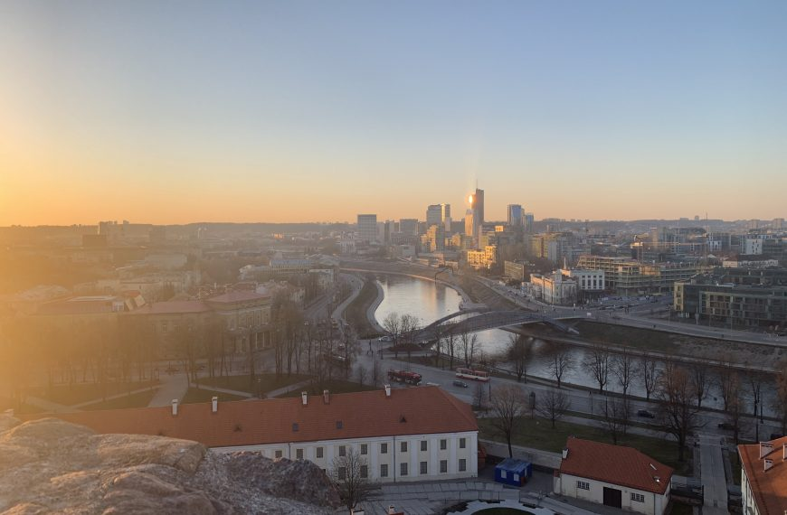 Picture-Perfect Vilnius